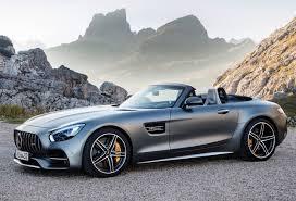 Meet the New Mercedes-AMG GT C Roadster - AutoNation Drive ...