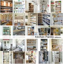 Organizing Kitchen Pantry Organization Tips Archives The Idea Room Organized Kitchen Pantry