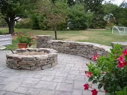 Retaining Wall Seating Portfolio Fields Stone And Natural