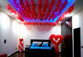 bedroom anniversary decoration ideas