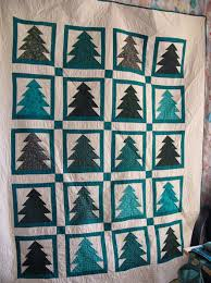 Pine Trees Quilt | World in Stitches & 00pinetreesquilt.jpg Adamdwight.com