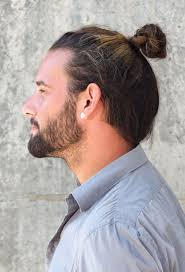 The Top Knot Hairstyle Visual Guide For Men 7 Different Styles