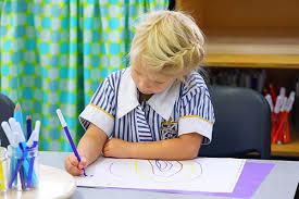 essay about child friendly school