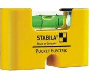 «<b>Уровень</b> строительный <b>STABILA</b> тип <b>Pocket Electric</b> с чехлом на ...