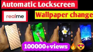 Realme 2 & c1 lockscreen wallpaper ...