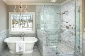 bathroom remodel tile shower. Bathroom Remodel Tile Shower Standing Glass Door Bath Tub Gray Ideas I