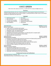 Before Starting To Write An Auto Technician Resume You Need