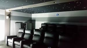 home theater acoustics case study