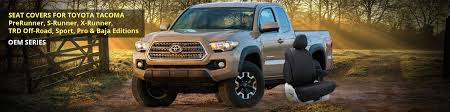 tacoma seat covers for regular extended xtra access and double cab