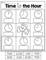 Lovely Time Worksheets For Kids Teacher Teachers Abitlikethis St ...