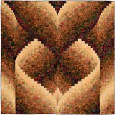"""How to Bargello quilt (with a twist) + fabric giveaway! - Stitch ... & Island Sunrise bargello quilt """" Adamdwight.com"""