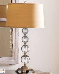 ball table lamp. ball table lamp