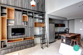 Living Room Tv Console Design 7 Small Spaces To Call Home Home Living Propertygurucomsg