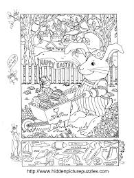 Small Picture Hidden Pictures Publishing Easter Hidden Picture Puzzle and