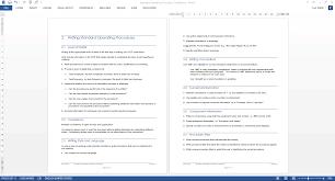 standard operating procedures template word standard operating procedure sop writing guide with word