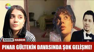 Pınar Gültekin davasında şok gelişme! - YouTube