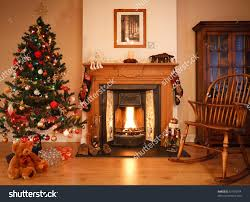 Xmas Living Room Christmas Living Room Stock Photo 61970764 Shutterstock