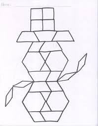 Pattern Block Shapes