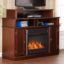 southern enterprises grantham electric media fireplace in ebony com