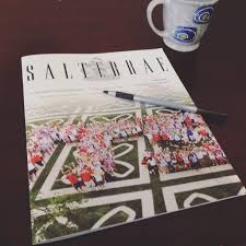 searching for the bermuda triangle english as a second language  latest issue of trinity college s publication salterrae
