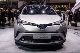 2017 Toyota C-HR Teased Ahead of Geneva Debut - Motor Trend