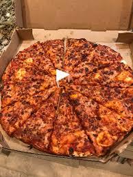 round table pizza frisco menu