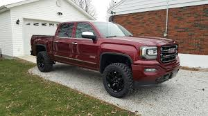 Largest Tire Size On 3 5 Rough Country Lift 2014 2018