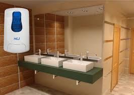 Commercial Bathroom Soap Dispenser Magnificent 48L Commercial Hand Soap Dispenser Robust Liquid Hand Wash Dispenser