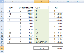 What if you could easily and accurately visualize your financial profile? Cash Drawer Bill Extractor