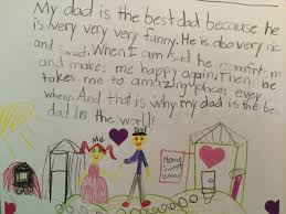 father s day what does it really take to be a good parent best dad letter