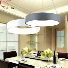 living room lamp shades bedroom lampshade modern round led pendant lighting for dining living room iron living room lamp shades