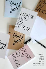 free thank you greeting cards 20 free printable greeting cards free printable free and cards