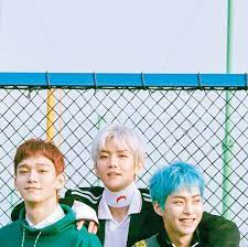 EXO CHART RECORDS — EXO-CBX Broke and now Holds the Record for 'Unit...