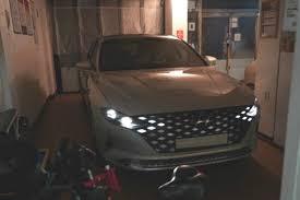 Hyundai Grandeur преобразился в новом поколении ...
