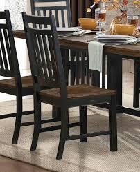 homelegance 5023 90 three falls wood leaf trestle dining table set 7pcs cal order