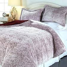 cozy soft comforter soft bedding sets concierge collection soft cozy carved fur comforter set wine full