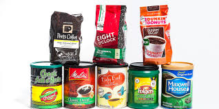 coffee brand names. Exellent Names Decaf Coffee Taste Test The Good Bad And Really  Huffpost For Coffee Brand Names U
