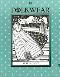 Folkwear Patterns Magnificent Folkwear 48 Turkish Coat Folkwear Patterns Vogue Fabrics