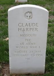 Claude Ivan Harper (1897-1956) - Find A Grave Memorial