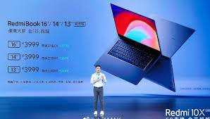 <b>RedmiBook 16</b> laptop launched: Price, full specifications, sale date