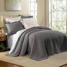 22 best Bed images on Pinterest | Black white, For the home and Linens & Shop for Florence Oversized Cotton Bedspread Collection and more Bedspreads  on Brylanehome. Adamdwight.com