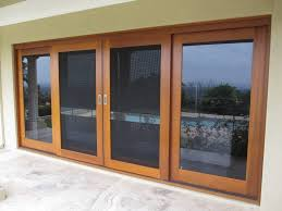 vinyl pet door for sliding glass screen mounted doors how to put dog in insert with built installation best cat window large already installed portable