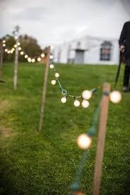 diy wedding reception lighting. DIY Light Fixtures For An Outdoor Evening Wedding Reception. Lights On Fence? Diy Reception Lighting