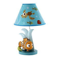 disney lamp shade light up your nursery and let squirt splash away the new  baby finding