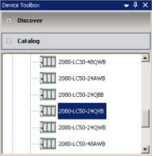 how to program an allen bradley plc ab 2080 Lc50 48qbb Wiring Diagram tip you can also drag an item from the device toolbox to the project organizer