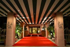 lighting design images. Beverly Hills Hotel Restoration Lighting Design Images I