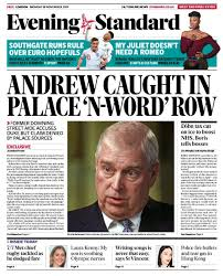 To connect with tabloid newspapers, join facebook today. How 15 Newspapers Covered Prince Andrew S Jeffrey Epstein Interview
