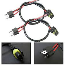 h4 9003 hb2 wire harness power cord for ballast to stock for hid image is loading h4 9003 hb2 wire harness power cord for