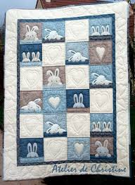 Best 25+ Children's quilts ideas on Pinterest | Baby quilts, Baby ... & Adorable child& quilt and Easter quilt. I& make mine in brighter colors. Adamdwight.com