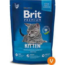 (Expiring 12/20) <b>Brit Premium Cat Kitten</b> 1.5kg Makanan Kitten ...